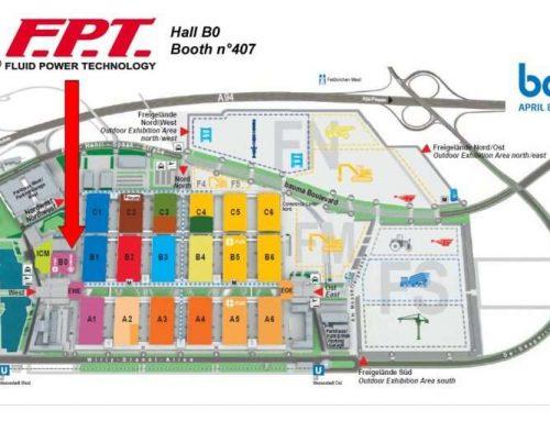 Visita lo stand FPT al BAUMA: la più grande fiera di macchine edili nel mondo. 8-14 aprile 2019