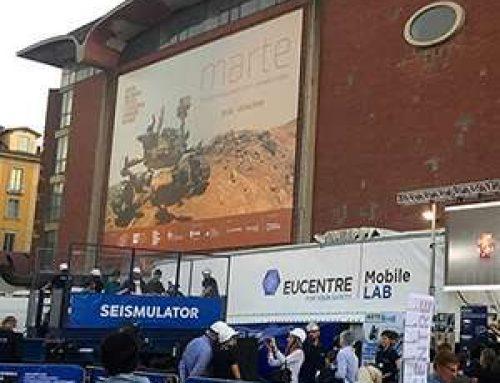 L'esperienza del terremoto a Milano e Genova. FPT sponsor Eucentre.