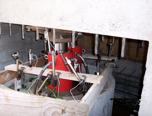 Hydraulic Cylinders and pumps for Pile Static Load Test