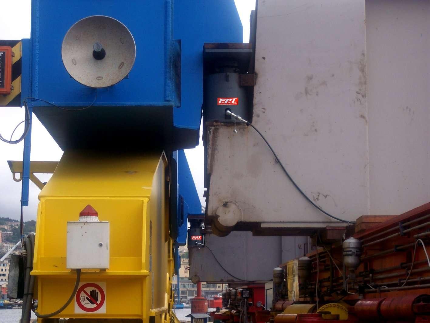 Lifting hydraulic system