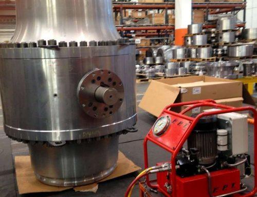 Centraline idrauliche FPT per i serraggi di grandi valvole nel settore energetico