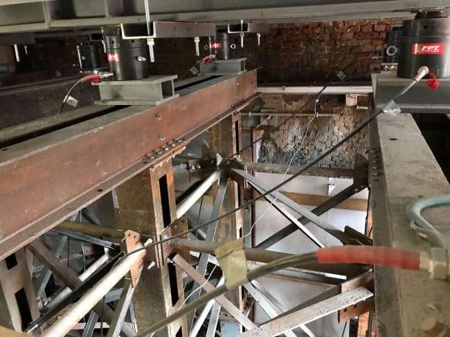 cilindri idraulici sollevamento