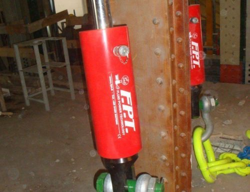 60 tons Hydraulic Pull Cylinders