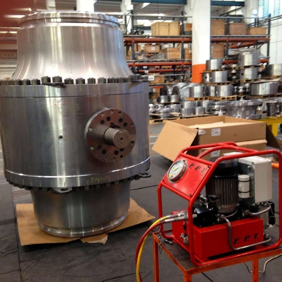 pumps for hydraulic torque wrenches