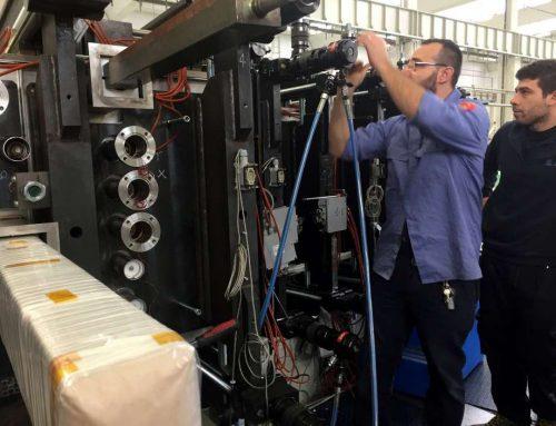 Tensionatori idraulici FPT per il processo di produzione delle bobine impiegate nel reattore Tokamak
