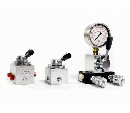 3-way valves 700 bar