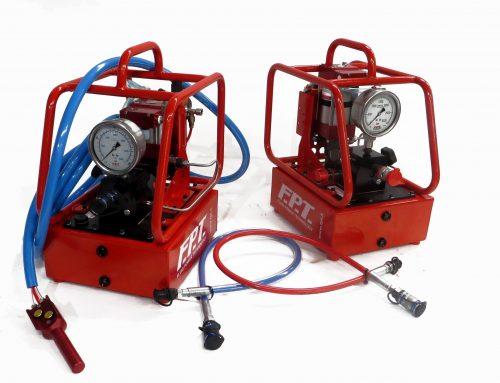 Air Hydraulic pumps