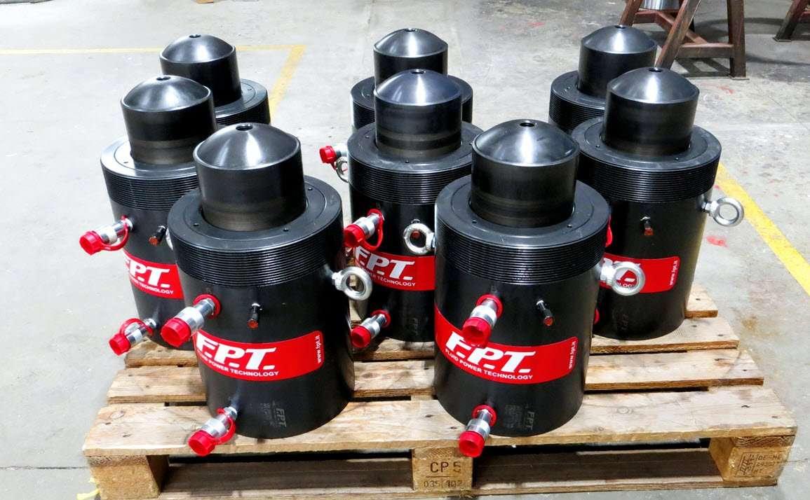 cilindri idraulici customizzati