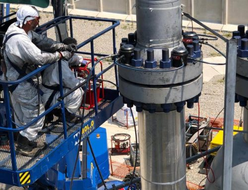 Procedure di serraggio con tensionatori idraulici