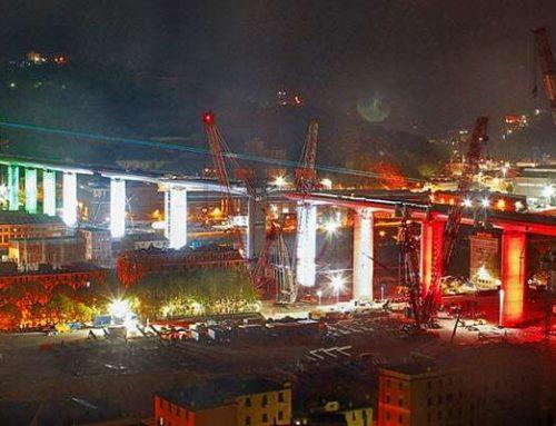 FPT – Fluid Power Technology per la costruzione del nuovo ponte San Giorgio di Genova