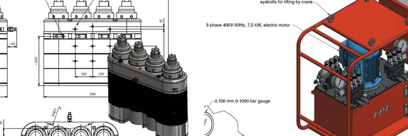 FPT Fluid Power Technology engineering