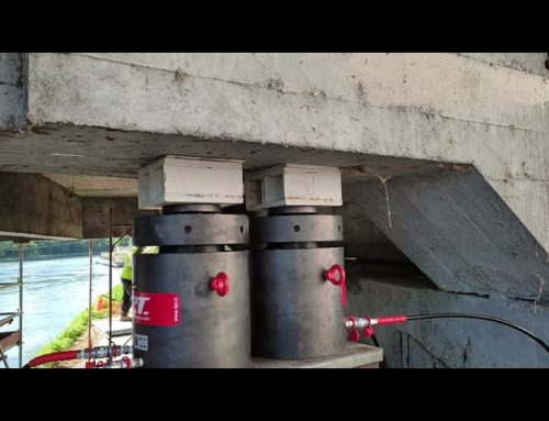 Synchronous lifting system – synchronised lifting system – Systèmes de levage synchronisé