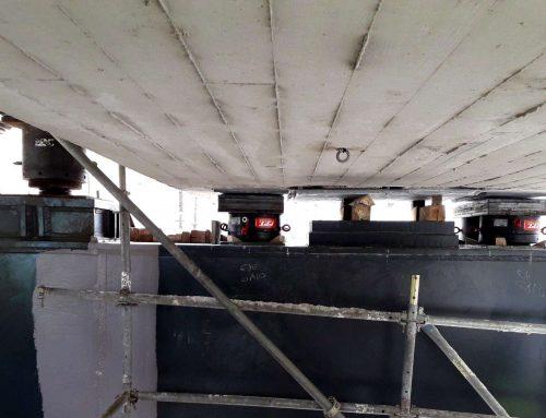 Lock nut hydraulic cylinders